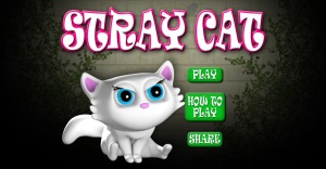Stray Cat Title Image